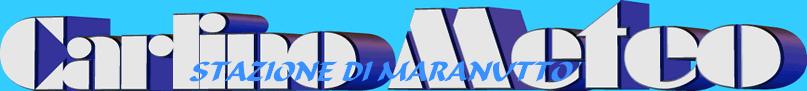 Logo - CarlinoMeteo (UD) OFF-LINE